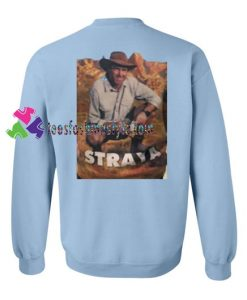 Straya Jumper Back Sweatshirt Maker Cheap