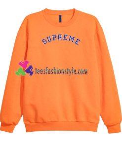 Supreme Sweatshirt Gift sweater adult unisex cool tee shirts