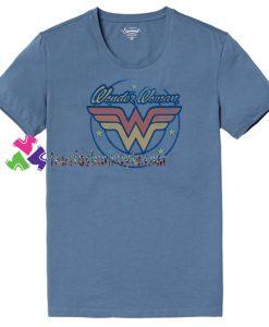 Wonder Woman Logo T Shirt gift tees unisex adult cool tee shirts