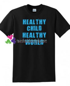 World Health Day T Shirt Child Health Day Month Gifts Shirts gift tees unisex adult cool tee shirts