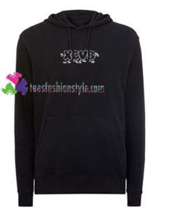 XCVB Logo Hoodie gift cool tee shirts cool tee shirts for guys