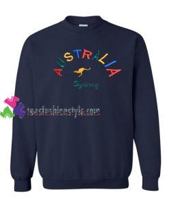 Australia Sydney Sweatshirt Gift sweater adult unisex cool tee shirts