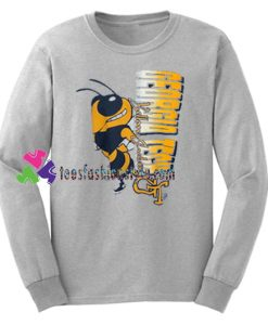 George Tech Yellow Jackets Sweatshirt Gift sweater adult unisex cool tee shirts