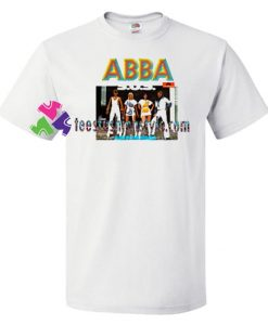 Abba SOS T Shirt gift tees unisex adult cool tee shirts
