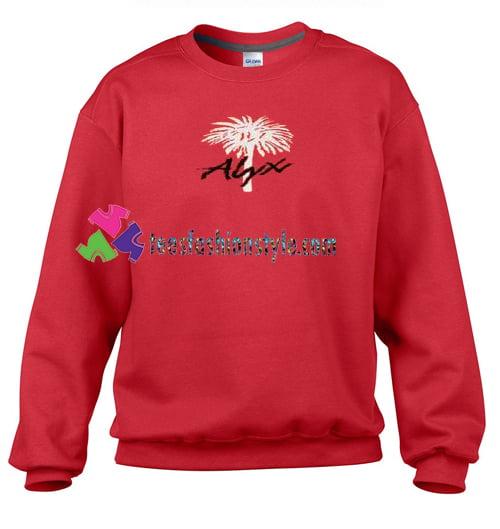 Alyx Palm Tree Sweatshirt Gift sweater adult unisex cool tee shirts