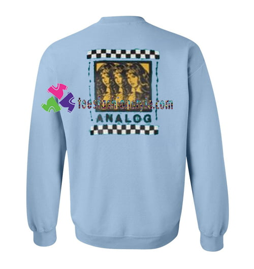 Analog Clifton Sweatshirt Gift sweater adult unisex cool tee shirts