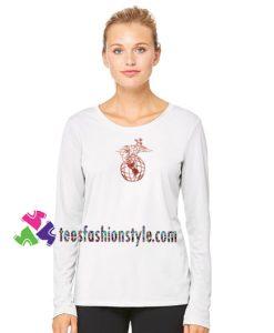Angel Anchor Sweatshirt Gift sweater adult unisex cool tee shirts