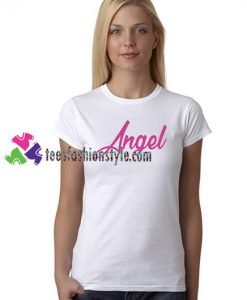 Angel T Shirt gift tees unisex adult cool tee shirts