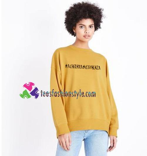 Ariana Grande Sweatshirt Gift sweater adult unisex cool tee shirts