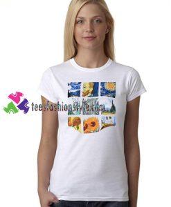 Art Hoe T Shirt gift tees unisex adult cool tee shirts