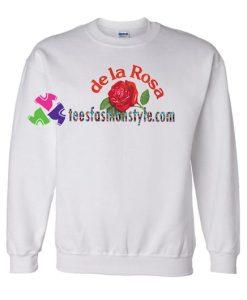 Dela Rosa Sweatshirt Gift sweater adult unisex cool tee shirts