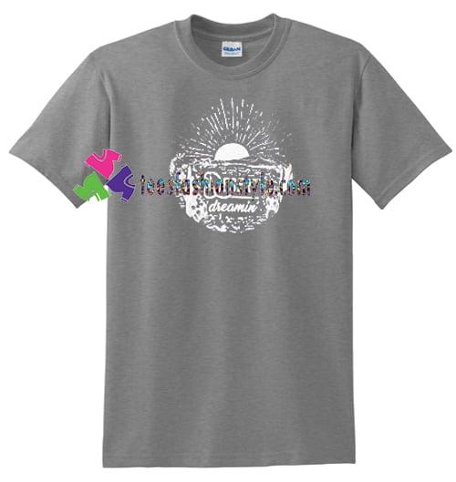 Desert Dreamin T Shirt gift tees unisex adult cool tee shirts