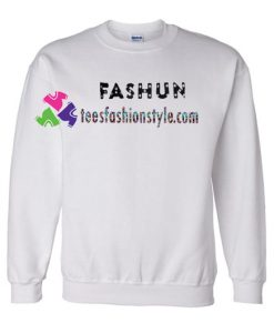 Fashun Sweatshirt Gift sweater adult unisex cool tee shirts