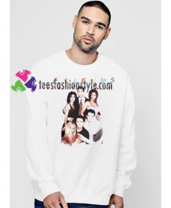 Friends Sweatshirt Gift sweater adult unisex cool tee shirts