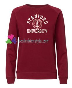 Stanford University Sweatshirt Gift sweater adult unisex cool tee shirts