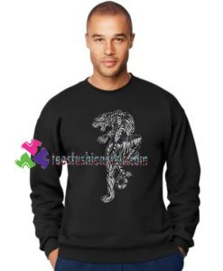Tiger Sweatshirt Gift sweater adult unisex cool tee shirts