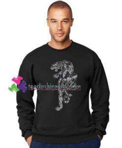 Tiger Sweatshirt Gift sweater adult unisex cool tee shirts