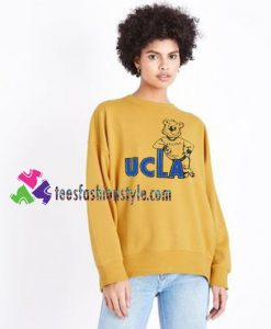 UCLA Bruins Vintage Sweatshirt Gift sweater adult unisex cool tee shirts