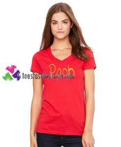 Winnie The Pooh T Shirt gift tees unisex adult cool tee shirts