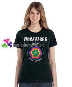 Woof Stock Malibu T Shirt gift tees unisex adult cool tee shirts