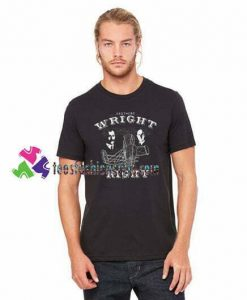Wright Brothers T Shirt First Airplane Flight Flying Aircraft Patent Machine Pilot Vintage Retro Plane Tee gift tees unisex adult cool tee shirts