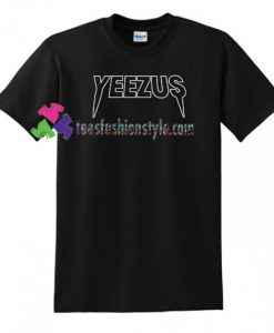 Yeezus T Shirt gift tees unisex adult cool tee shirts