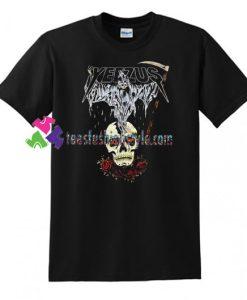 Yeezus Tour Reaper T Shirt gift tees unisex adult cool tee shirts