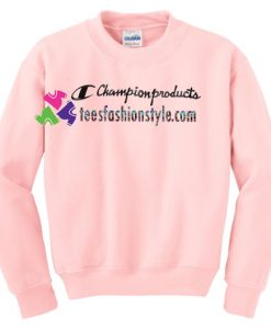Champion Products Sweatshirt Gift sweater adult unisex cool tee shirts