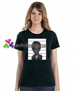 Alien T Shirt gift tees unisex adult cool tee shirts