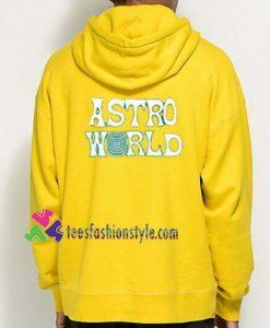 Astro world Back Hoodie gift cool tee shirts cool tee shirts for guys