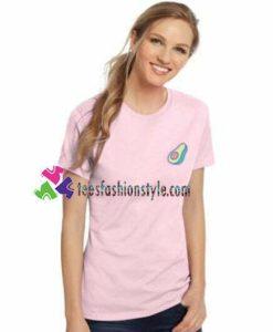 Avocado T Shirt gift tees unisex adult cool tee shirts