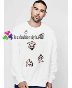 Bad Vibes Forever Sweatshirt Gift sweater adult unisex cool tee shirts