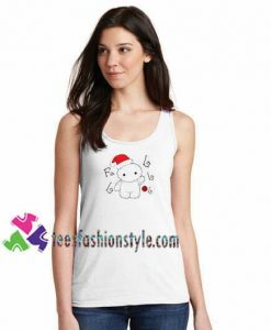 Baymax Christmas Tanktop Disneyworld Tanktop Big Hero 6 Tanktop gift tanktop shirt unisex custom clothing Size S-3XL
