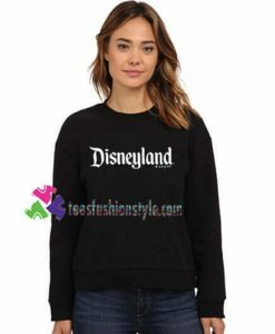 Disneyland Resort Sweatshirt Gift sweater adult unisex cool tee shirts
