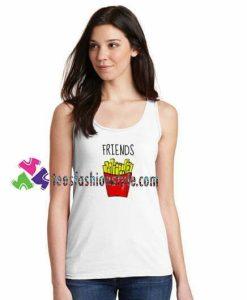 Friends Potatos Tank top gift tanktop shirt unisex custom clothing Size S-3XL
