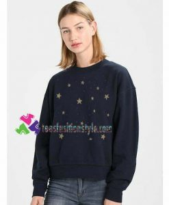 Star Christmas Sweatshirt Gift sweater adult unisex cool tee shirts