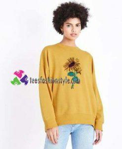 Sun Flower Sweatshirt Gift sweater adult unisex cool tee shirts