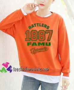 University Famu Rattlers sweatshirt