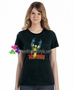 Wolfrine T Shirt gift tees unisex adult cool tee shirts