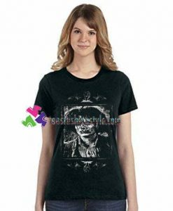 Worn Doll Billy Butcherson Hocus Pocus Zombie T Shirt gift tees unisex adult cool tee shirts
