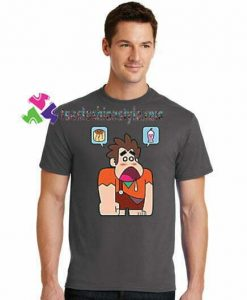 Wreck-it Ralph Pancake Milk Shake T Shirt Ralph Breaks the Internet Shirt gift tees unisex adult cool tee shirts