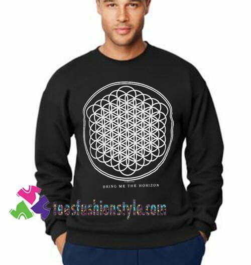 Bring Me the Horizon sweatshirt Gift sweater adult unisex cool tee shirts