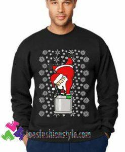 Free Shipping Santa sweatshirt