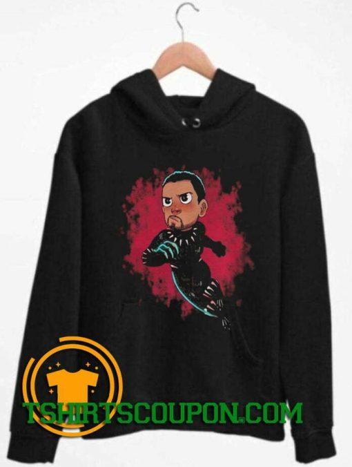Chibi Black Panther Unique trends tees Hoodie