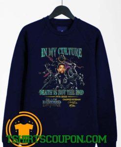 Chadwick Boseman Sweatshirt