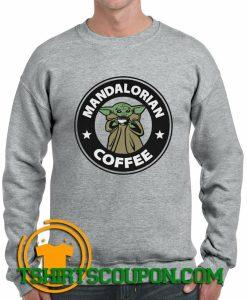 Starbucks and Baby Yoda