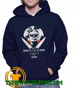 Anthony Bourdain 1956 2018 Hoodie By Tshirtscoupon.com
