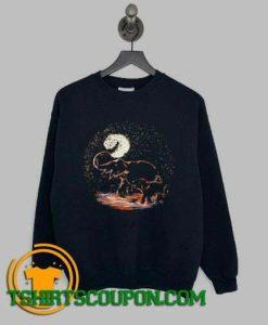 Elephant Mom And Baby Sweatshirt By Tshirtscoupon.com