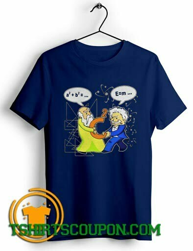 Official Archimedes Albert Einstein Funny Gift For Math Lover shirts