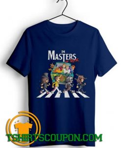 Scooby Doo The Masters Of Rock Unique trends tees shirts